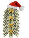 Santa Claus Hat Stock Image