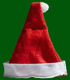 Santa Claus Hat Isolated Royalty Free Stock Photos