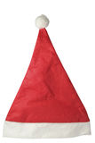 Santa Claus hat. Royalty Free Stock Photo