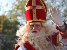 Santa Claus in Holland royalty free stock photos
