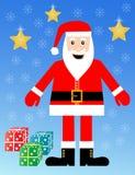 Santa Claus illustration Royalty Free Stock Photography
