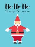 Santa Claus Illustration Royalty Free Stock Photos