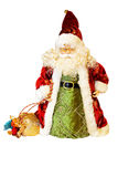 Santa Claus isolated Stock Image