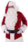 Santa Claus Isolated Royalty Free Stock Images