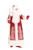 Santa Claus. Isolated Stock Image