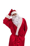 Santa Claus. Isolated on white background Stock Images