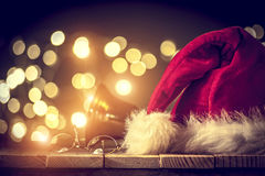 Santa Claus Items Royalty Free Stock Photos