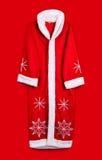 Santa Claus-Kleidung Lizenzfreies Stockbild