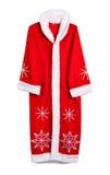 Santa Claus-Kleidung Stockfotografie