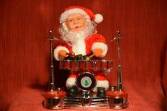 Santa Claus kolekcja dobosz Fotografia Stock