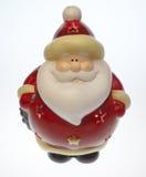 Santa claus light Royalty Free Stock Photos