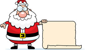 Santa Claus List Royalty Free Stock Photography