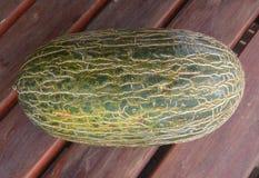 Santa Claus Melon Stock Image