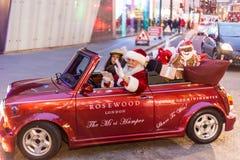 Santa Claus moderna immagine stock