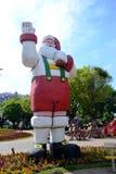 Santa Claus. In Nova Petrópolis, Brazil Royalty Free Stock Photos
