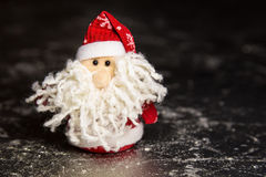 Santa Claus ou pai Frost Fotografia de Stock