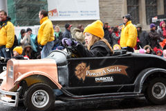 The Santa Claus Parade 2008 Stock Photos