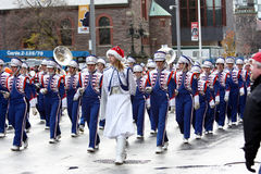 The Santa Claus Parade 2008 Royalty Free Stock Photos