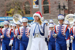 The Santa Claus Parade 2008 Royalty Free Stock Images