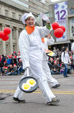 109. Santa Claus Parade in Toronto Stockfoto