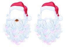 Santa Claus photo props Stock Photos