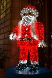 Santa Claus Playmobil Xmas Decoration Stock Photos