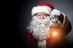 Santa Claus Portrait Royalty-vrije Stock Foto's