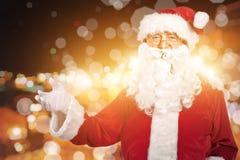 Santa Claus Portrait Immagini Stock