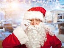 Santa Claus Portrait Immagine Stock Libera da Diritti