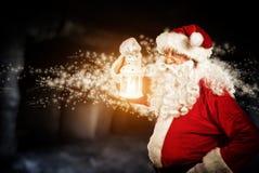 Santa Claus Portrait Fotografia Stock