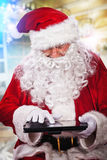 Santa claus portrait Royalty Free Stock Image