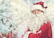 Santa claus portrait Royalty Free Stock Images