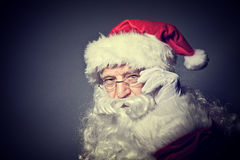 Santa claus portrait Royalty Free Stock Photo