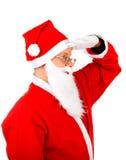 Santa Claus Portrait Stock Images