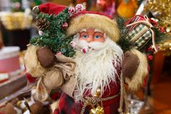 Santa Claus red Stock Photo
