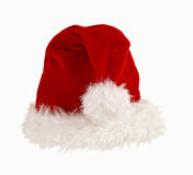 Santa claus red cap Royalty Free Stock Images