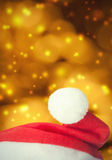 Santa Claus red hat Stock Photo