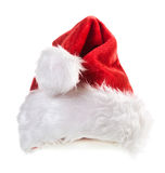 Santa Claus red hat Royalty Free Stock Image