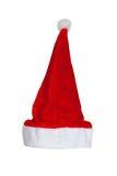 Santa Claus red hat Royalty Free Stock Image