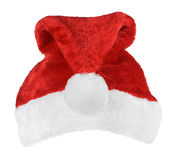 Santa Claus red hat Stock Image