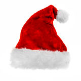Santa claus red hat. Royalty Free Stock Photography