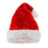 Santa claus red hat. Royalty Free Stock Images