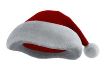 Santa Claus S Hat Stock Image
