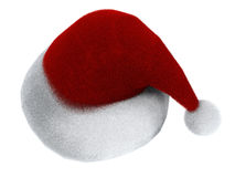 Santa Claus S Hat Royalty Free Stock Photos