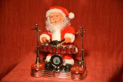 Santa Claus samling, handelsresanden fotografering för bildbyråer