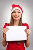 Santa Claus smile Royalty Free Stock Photos