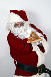 Santa claus smiling Stock Images