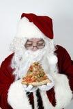 Santa claus smiling Stock Photos