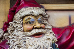Santa Claus smiling Stock Photo