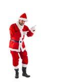 Santa Claus standing Stock Image